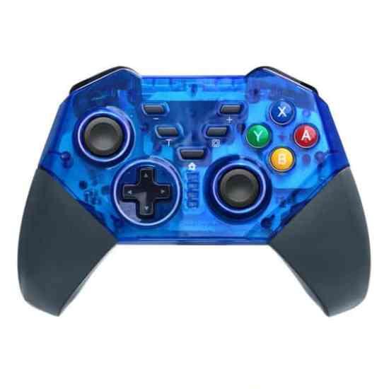 controller for nintendo black-blue