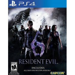 resident evil 6 ps4 ps5