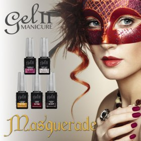 Gel II Masquerade Collection