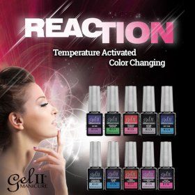 Gel II Reaction Gel Polish