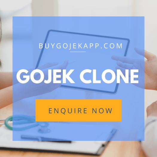 BuyGojekApp - Enquire Now