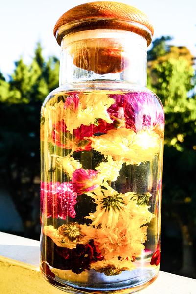 HERBOLOGY Infused Flower Oil
