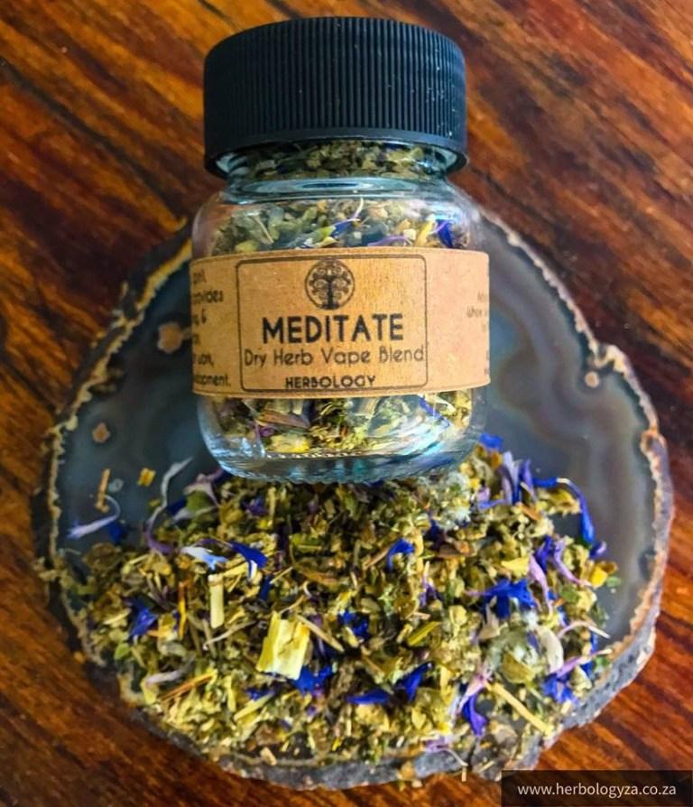 MEDITATE Smoke Blend