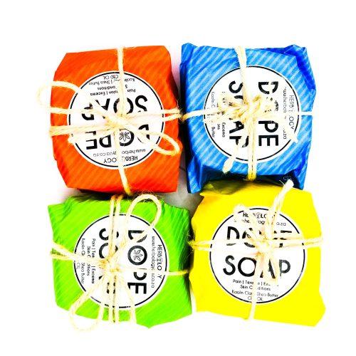 CBD Dope Soap by HERBOLOGY