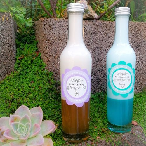 Vegan Moisturising Bath Oil