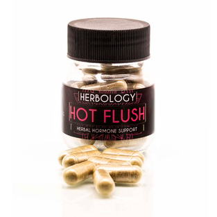 Hot Flush Caps by HERBOLOGY