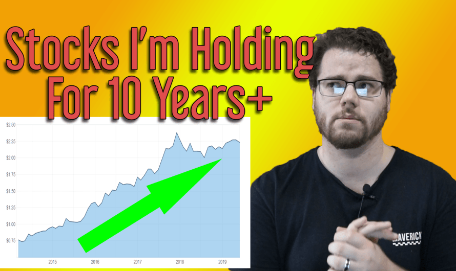 Video: 2 Stocks That I'm Going To Hold For 10 Years | ASX:RFF | ASX:FGX