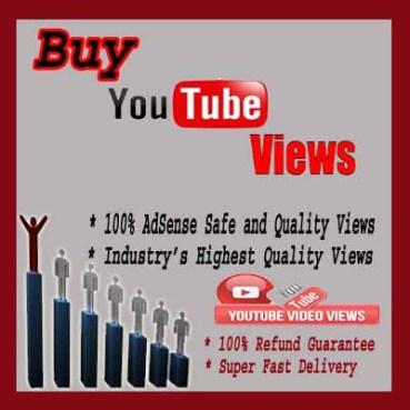 Buy YouTube Real Views