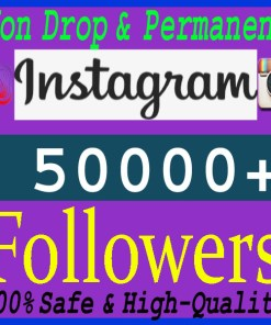 Buy 50000 Instagram Followers