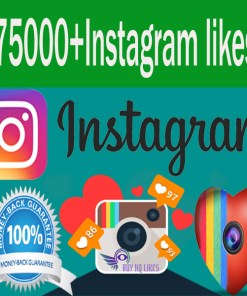 Buy 75 Instagram Likes
