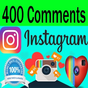 Buy Real custom Instagram comments