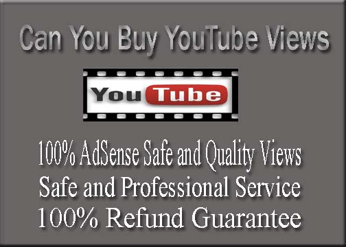 Can You Buy YouTube Views