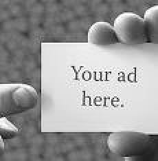 Advertise on our site, click on the image to get started.