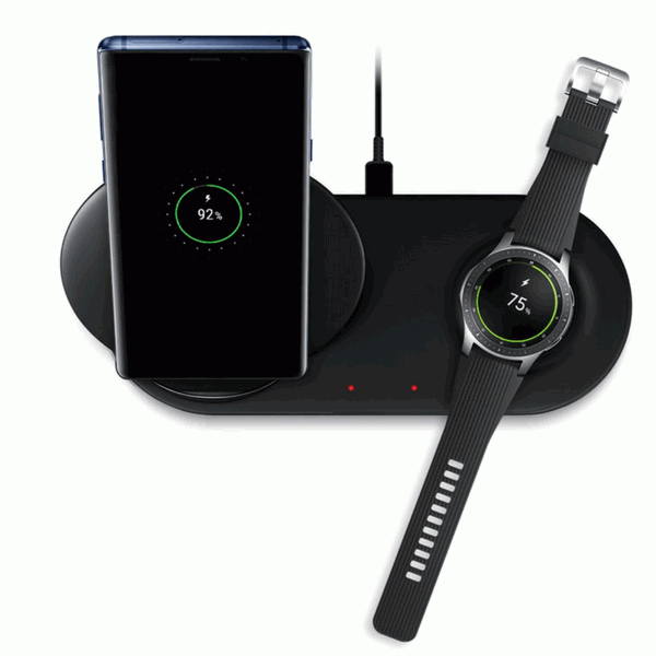 Samsung Wireless Charger Duo Specifications Price Colour Options