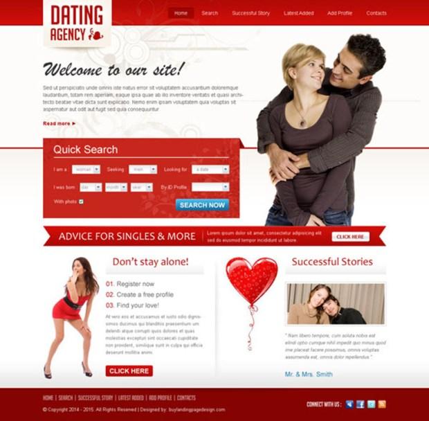 Dating agencies not online