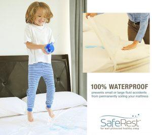 Waterproof Mattress Topper02