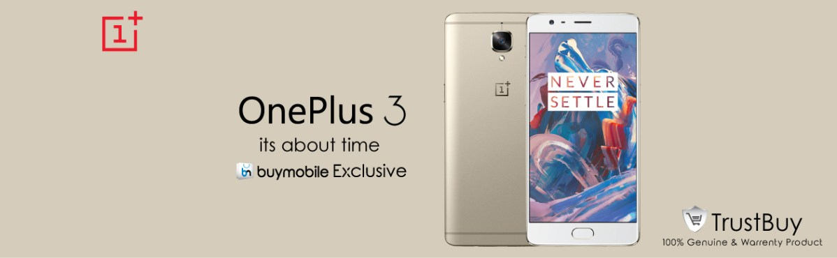 OnePlus 3 , Gesture and tiles Tips