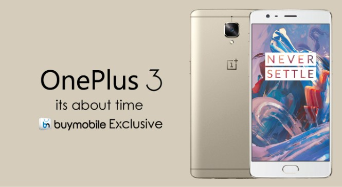 One plus 3T, attractive look with smart execution