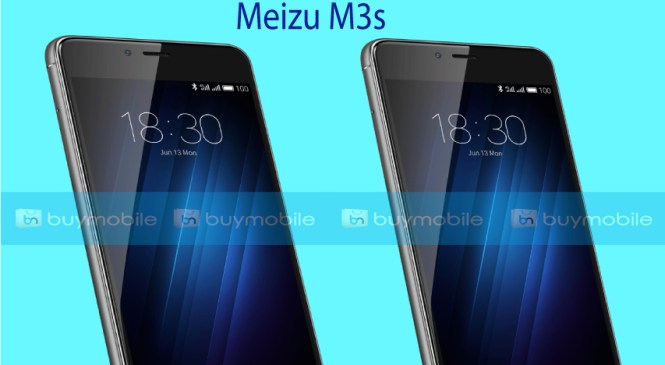Full Specification of Meizu M3s