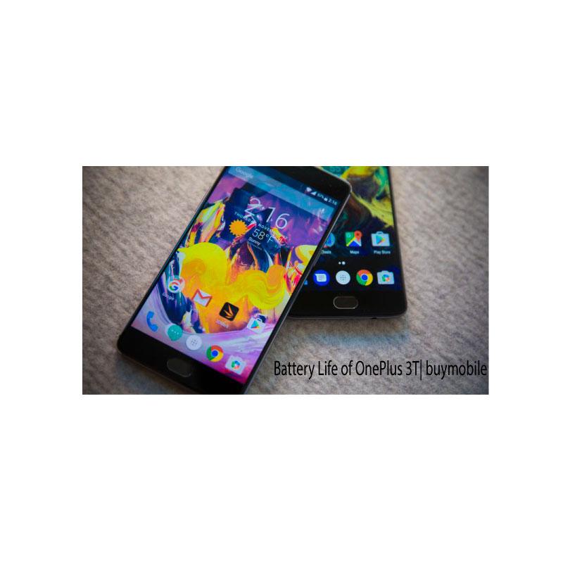 Longer Battery Life of OnePlus 3T