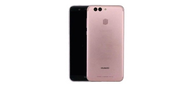 Huawei Nova 2 Design