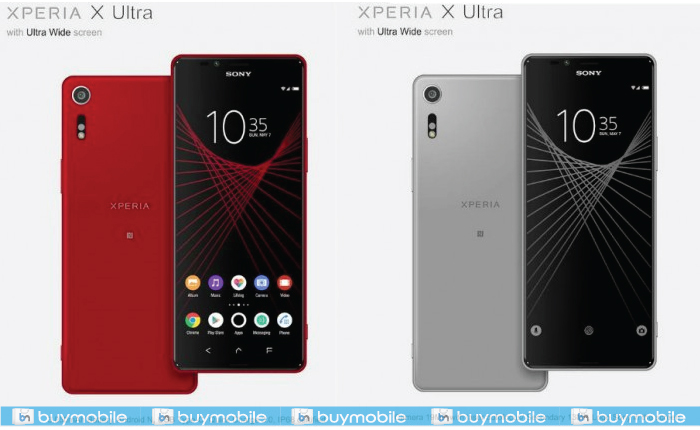 Sony Xperia X Ultra coming soon