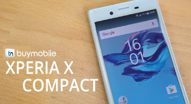 Sony Xperia XZ Compact Specification