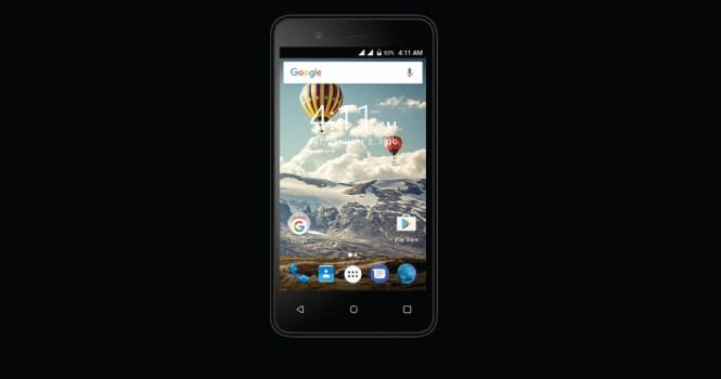 Symphony E82 Smartphone