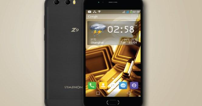 Symphony Z9 Smartphone