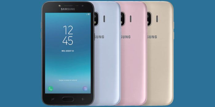 samsung j2 18 price in india