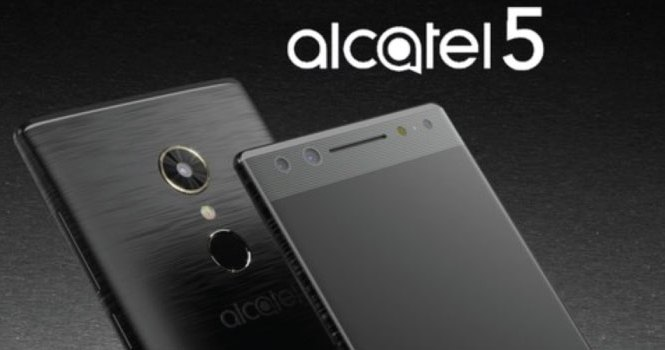 Full Specification Alcatel 5 Price Bangladesh