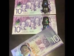 Buy Grade A Fake Canadian Dollars