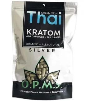 OPMS Silver Thai Caps