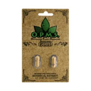 OPMS Gold Extract Capsule 2 count