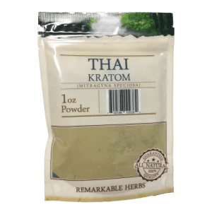 Thai Kratom 1oz