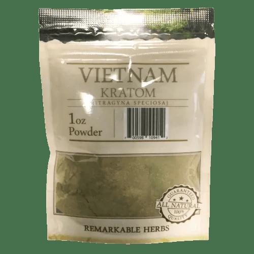 Vietnam Kratom 1oz
