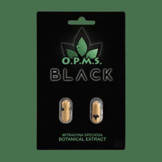 OPMS Black 2 Count