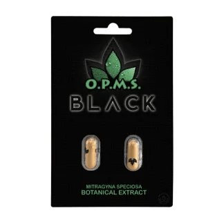 OPMS Black 2 Count