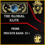 CSGO Global Elite Account