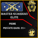 Master Guardian Prime Accounts