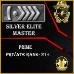 CSGO Silver Prime Accounts