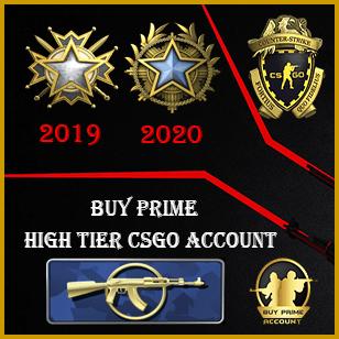 Buy CSGO High Tier Accounts mg1 249wins