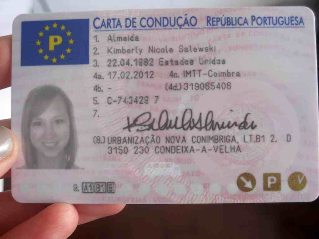 Renew driving licence online