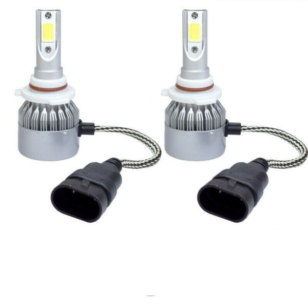 Holiday Rambler Vacationer Upgraded LED High Beam Headlight Bulbs Pair (Left & Right)