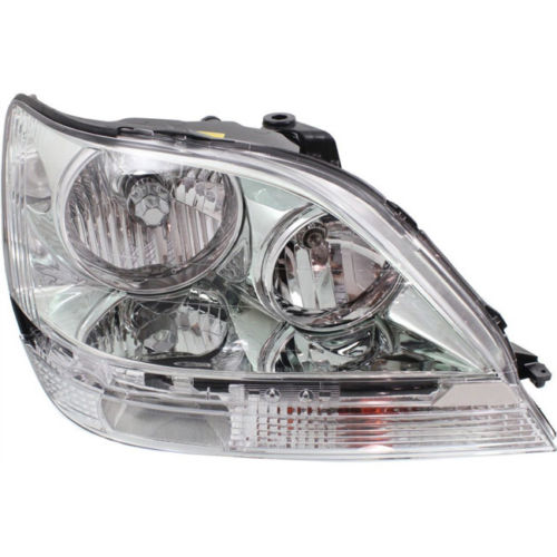 Fleetwood Storm Right (Passenger) Replacement Headlight Assembly