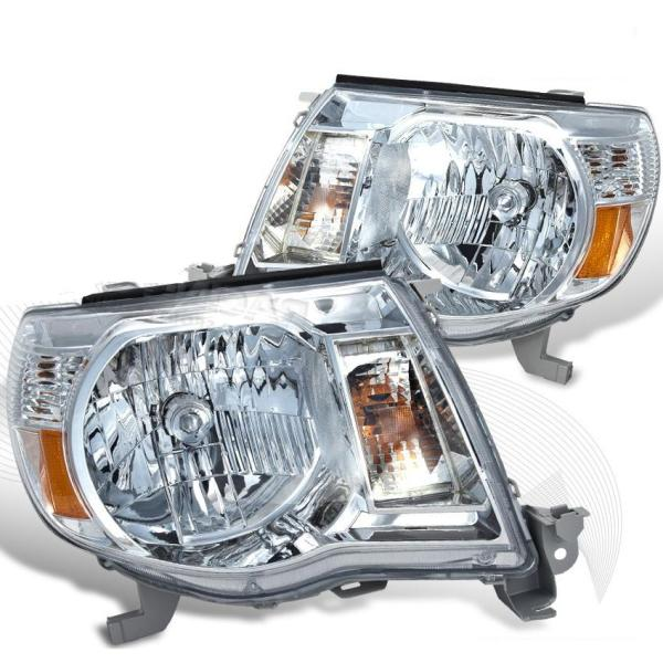 Four Winds Serrano Replacement Headlights Assembly Pair (Left & Right)