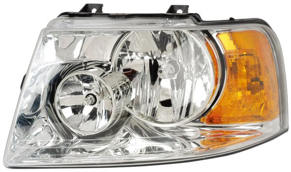 Fleetwood Terra 34N Replacement Left (Driver) Headlight Assembly