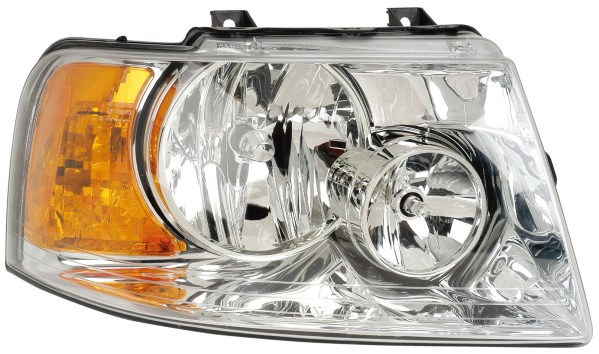 Fleetwood Terra 34N Replacement Right (Passenger) Headlight Assembly