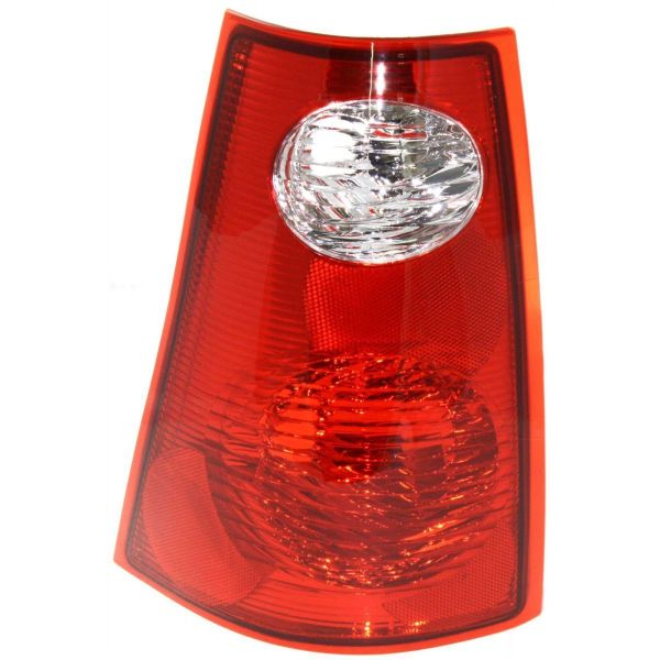 Itasca Suncruiser Left (Driver) Replacement Tail Light Rear Lamp Unit