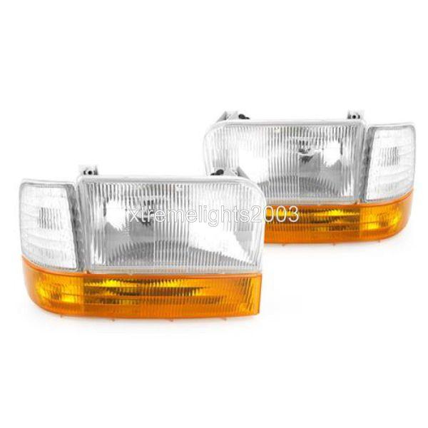 Fleetwood Bounder (GAS) Headlights
